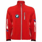 "Softshell bunda s potlačou ""BMW MPower"""