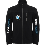 "Softshell bunda s potlačou ""BMW POWER"""